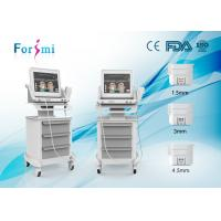 Professional wrinkle removal face lift hifu machine factory direct sale Manufactures