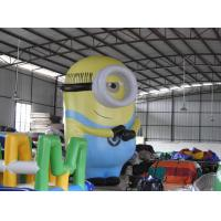 Quality Oxford Cloth PVC Tarpaulin With Light Cartoon Inflatable Toys Custom Made Products for sale