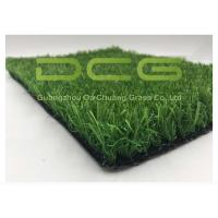 Monofilament Artificial Grass For Pets , PET Friendly Turf 30mm Pile Height Manufactures