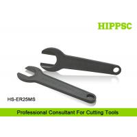 Quality ER25MS Small Spanner Wrench 23mm Width And 200mm Long Customized for sale