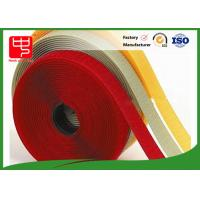 10mm - 180mm hook and loop tape for sewing , white velcro tape 100% Eco - Friendly Manufactures