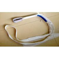 One Eye Endless Webbing Sling 350kg White Webbing Sling Safety Factor 7 To 1