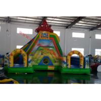 the smurps inflatable amusment park inflatable fun city inflatable playground bouncer Manufactures