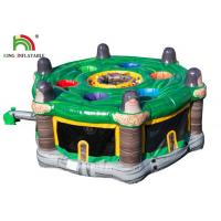 Outdoor Inflatable Human Whack - A - Mole Game With Fully Digital Priting Manufactures