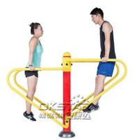 China high quality cheap hot sale Outdoor Fitness Equipment outdoor parallel bar Manufactures