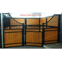 China Simple Scotland Removable Riding Silver Horse Stable Stall Show Designs on sale