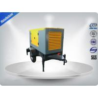 CE / ISO 3 Phase Trailer Mounted Diesel Generator Soundproof six Cylinder Manufactures