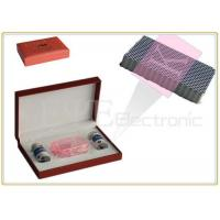 China Poker Cheating Luminous Marked Cards Contact Lenses , Special Effect Contact Lenses on sale