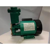 IP44 / IP54 Self Priming Water Pump Vortex Water Pumps With Brass Impeller PS126 Manufactures