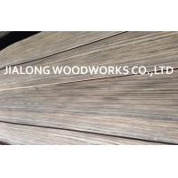 African Natural Sliced Quarter Cut Teak Veneer Sheet For Decoration Manufactures
