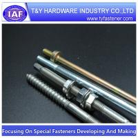 China stainless steel 316 rod/hollow threaded rod on sale