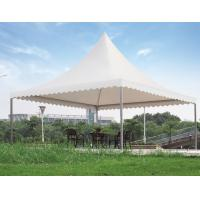 Easy-Assembly Aluminium Frame Pagoda Tents For Outdoor Wedding Parties With 5m by 5m Size Manufactures