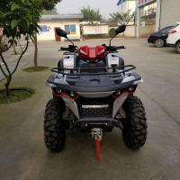 EEC COC 550cc 4x4 Street Legal ATV Utility Vehicles 4 Strokes Water Cooled Manufactures