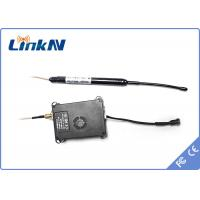 High Speed 15km Uav Long Range Cofdm UAV Video Transmitter LinkAV-C654 Manufactures