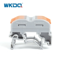Fire Resistant Universal Terminal Block Plug - In Electrical Wire Connector Manufactures