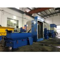 Durable Medium Wire Drawing Machine Cast Iron Frame DC Three - Section Annealing Manufactures