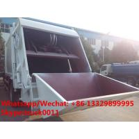 Quality Dongfeng 4*2 RHD 12-14m3 compacted garbage truck for sale, Factory sale best for sale
