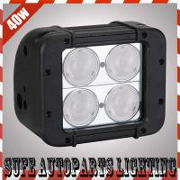 9-70V 40W Cree Led Work Light Bar Truck Boat SUV IP68 Offroad 4X4 Offroad 4WD Tractor Jeep Manufactures