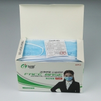 Individually Packaged Disposable Anti Dust Masks For Adults Manufactures