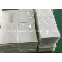 Quality Files Heat Laminating Film A4 80 Mic Clear Laminate Sheets 100 PCS Per Pack for sale
