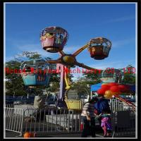 More than 10 years experience in carnival rides mini ferris wheel ride Manufactures