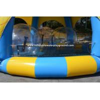 Quality 2m TPU Inflatable Roller Ball , Inflatable Water Rolling Ball For Pool Game for sale