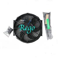 Universal Electric Radiator Cooling Fans For Automobile Cars High Performance Manufactures