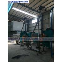 Crushed Material Flexible Screw Conveyor With Automatic Feeding Control Box Manufactures