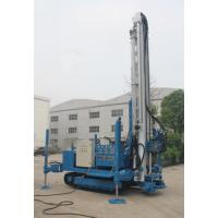 7000 MM Stroke Anchor Drilling Machine 25 T Pull Capacity 1.5 Ton Winch Manufactures