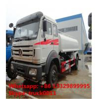 High quality low price north benz water tank truck with sprinkler for sale, best price CLW brand water carrier truck Manufactures
