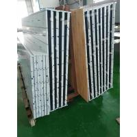 Silver Aluminum Honeycomb Panels 12mm Thickness Anti - Static Corrosion Resistance Manufactures