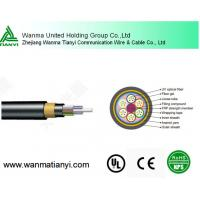 g652d ADSS optic fiber cable Manufactures