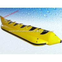 Quality Commercial Rental Sea Towable Inflatable Water Tubes For Floating for sale