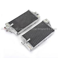 Off Road Motorcycle All Aluminum Radiators For HONDA CR125 CR 125 Manufactures