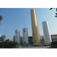 Oxygen Gas Plant / Liquid Oxygen Generating Equipment For 99.7 % Purity O2 Production Manufactures