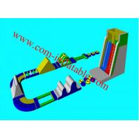 Cheap adult inflatable water park inflatable floating water park water obstacle course Manufactures