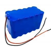 Quality 12.6V 15.6Ah lithium battery pack  for sweeper robot rechargeable li-ion battery pack 12V for sale