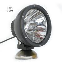 5.5 Inch Off - Road Truck Car LED Driving Lights With 3 - piece * 15W High intensity Cree Leds Manufactures