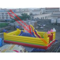 Inflatable castle bouncer  INflatable Jumping Castles Play Equipment Inflatable Playground Manufactures