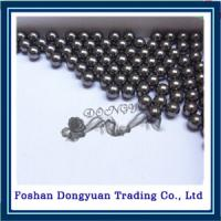 stainless steel ball SUS 304/ beads with hole Manufactures