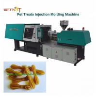 Pet Treats / Dog Chewing Automatic Injection Moulding Machine With Servo Motor Manufactures