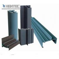 School And Airport Aluminium Extrusion Frame System 6082 Silvery Manufactures