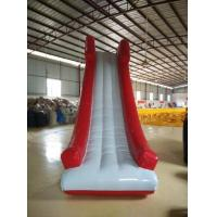 Attractive Sport Inflatable Water Slide , Children Inflatable Water Floats Manufactures