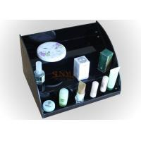 Portable Tiers Counter Display Stands Mobile Display Counter For Cosmetics Manufactures