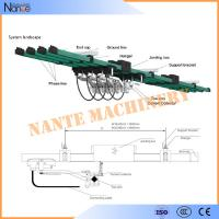 Single Poles Conductor Rail system 4m - 6m Standard Length 100A ~ 1250A Manufactures