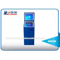 Custom Automatic Movie Ticket Vending Kiosk Machines Touch Screen Stand Alone Manufactures