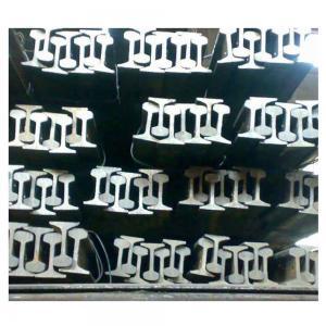 High Quality 50kg Railway Heavy Steel Rail U71Mn Steel Rail for Railway Manufactures