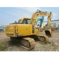 PC120 Second Hand Komatsu Excavator , 12 Ton Komatsu Construction Equipment  Manufactures