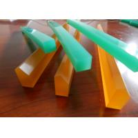 Screen Printing Squeegees 90 * 5 mm 75 Shore 4 m Per Roll For Printing Material