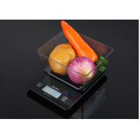 Tempered Glass Home Electronic Scale Home Use With High Precision Sensor Manufactures